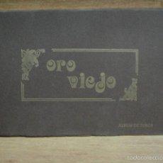 Tauromaquia: ORO VIEJO - ALBUM DE TOROS - ENRIQUE ASIN CORMAN. Lote 55132034
