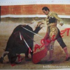 Tauromaquia: TAUROMAQUIA DE BOLSILLO- TRINCHERILLAS - Nº 110-- PEDRO DOMECQ.. Lote 55374299