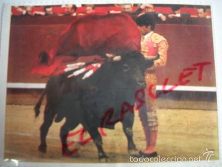 TAUROMAQUIA DE BOLSILLO- ESTATUARIOS - Nº 112-- PEDRO DOMECQ. (Coleccionismo - Tauromaquia)