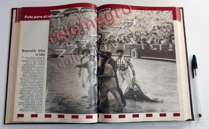 Tauromaquia: CURRO ROMERO UN TORERO DE LEYENDA ABC COMPLETO TAUROMAQUIA BIOGRAFÍA FOTOS CARTELES TOROS LIBRO - Foto 11 - 56016160