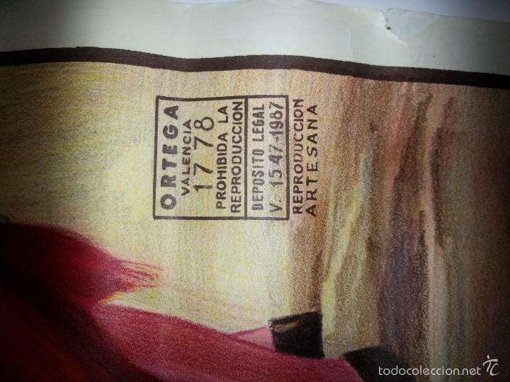 Tauromaquia: ANTIGUO CARTEL GRANDE PLAZA DE TOROS DE ALICANTE FERIA AGOSTO DE 1988 ESPLA - Foto 8 - 56018774
