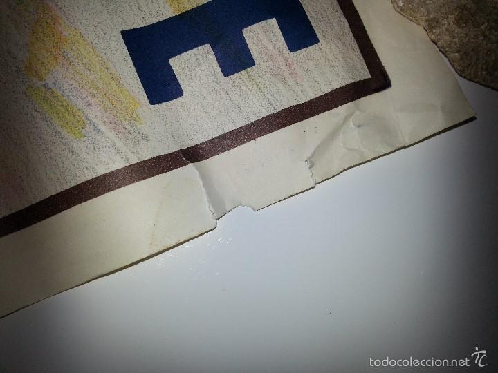 Tauromaquia: ANTIGUO CARTEL GRANDE PLAZA DE TOROS DE ALICANTE FERIA AGOSTO DE 1988 ESPLA - Foto 9 - 56018774