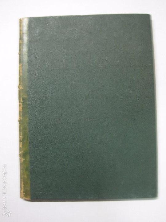 Tauromaquia: EL IMPARCIAL TAURINO -44 PRIMERAS REVISTAS- BARCELONA AÑO 1898 - VER FOTOS - MIDE 25X36CM-(V-5460) - Foto 2 - 56595975