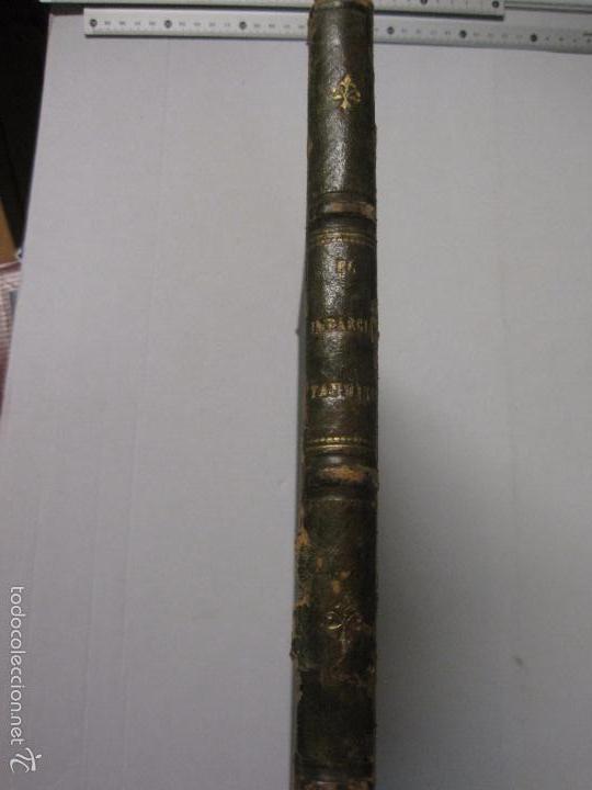 Tauromaquia: EL IMPARCIAL TAURINO -44 PRIMERAS REVISTAS- BARCELONA AÑO 1898 - VER FOTOS - MIDE 25X36CM-(V-5460) - Foto 49 - 56595975