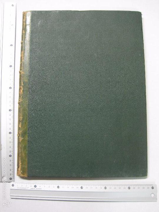 Tauromaquia: EL IMPARCIAL TAURINO -44 PRIMERAS REVISTAS- BARCELONA AÑO 1898 - VER FOTOS - MIDE 25X36CM-(V-5460) - Foto 50 - 56595975