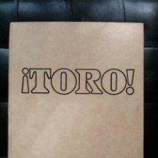 Tauromaquia: ¡TORO! PRIMERA TAUROMAQUIA EN COLOR -1966 -EDITORIAL CODEX . Lote 56835089