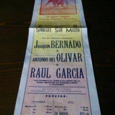 Tauromaquia: CARTEL TAURINO MEXICANO.. Lote 57307866