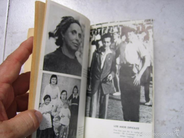 Tauromaquia: Libro taurino oro y barro d el cordobés por Tico Medina 1964 - Foto 5 - 57496146