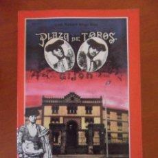 Tauromaquia: PLAZA DE TOROS DE GIJON. CIEN AÑOS DE HISTORIA. (1888-1988). JOSE MANUEL SIRGO DIAZ. TEMAS DE INVEST. Lote 51413630