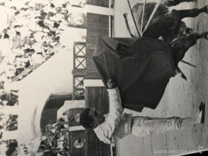 Tauromaquia: Foto matador torero heliodoro peral en albacete 13x8,5cms - Foto 2 - 58651187