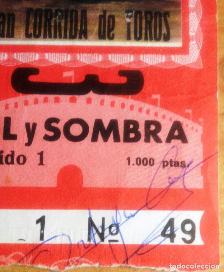 Tauromaquia: Entrada de toros firmada por ORTEGA CANO - Foto 2 - 61673852