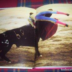 Tauromaquia: JOSÉ TOMÁS. LUCES Y SOMBRAS. SANGRE Y TRIUNFO. JAVIER VILLÁN. LA ESFERA DE LOS LIBROS. 2008.. Lote 65015655