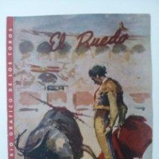Tauromachia: REVISTA EL RUEDO Nº 745- 2 DE OCTUBRE 1958- FERIA DE ABARAN. Lote 66278262