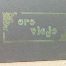 Tauromaquia: ORO VIEJO ENRIQUE ASIN CORMAN. EDICION NO VENAL. ZARAGOZA 1992 TOROS TAUROMAQUIA. LIBRO TORO. Lote 69298281
