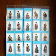 Tauromaquia: TOROS, TOREROS - CHOCOLATES JAIME BOIX AÑOS 30 - COLECCIÓN COMPLETA 72 CROMOS NUEVOS, VER FOTOS. Lote 72243279
