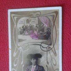 Tauromaquia: POSTAL POST CARD POSTCARD TOROS TOREO TAUROMAQUIA TORERO MAZZANTINITO BULLFIGHTING 106/.1961. VER . Lote 72363527