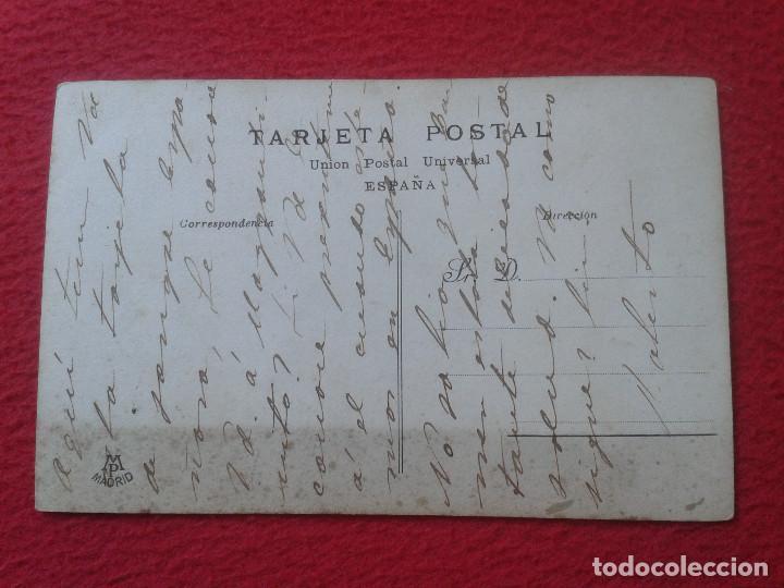 Tauromaquia: POSTAL POST CARD POSTCARD TOROS TOREO TAUROMAQUIA TORERO MAZZANTINITO BULLFIGHTING 106/.1961. VER - Foto 2 - 72363527