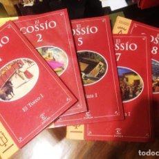 Tauromaquia: EL COSSIO- EDIT ESPASA- 5 TOMOS SUELTOS. Lote 74351019