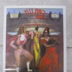 Tauromaquia: CARTEL PLAZA DE TOROS DE VISTA ALEGRE. BILBAO. 1993. MARIA SARA, ANTONIO DOMECQ, PONCE, JOSELITO..... Lote 79020425