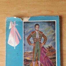 Tauromaquia: LIBRO ANTONIO ORDOÑEZ TEMPORADA 1958 - 70 PAGINAS FOTOGRAFÍAS - VER FOTOS ADICIONALES. Lote 87987076