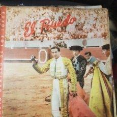 Tauromaquia: EL RUEDO SEMANARIO GRÁFICO,ANTOÑETE.. Lote 88156532