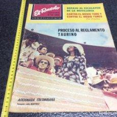 Tauromaquia: REVISTA EL RUEDO Nº 1597 ENERO DE 1975. Lote 88885868