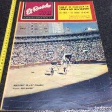 Tauromaquia: REVISTA EL RUEDO. Nº 1601 FEBRERO DE 1975. Lote 88885920