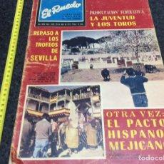 Tauromaquia: REVISTA EL RUEDO. Nº 1610 ABRIL DE 1975. Lote 88885940