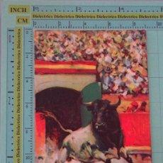 Tauromaquia: POSTAL DE TOROS TAUROMAQUIA. AÑOS 10 30. SALIDA DEL TORIL. 4 DIBUJO DE RUANO LLOPIS. 1083. Lote 98510435