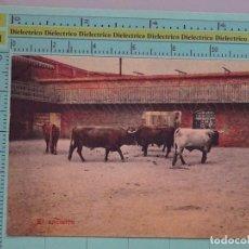 Tauromaquia: POSTAL DE TOROS TAUROMAQUIA. AÑOS 30 50. EL ENCIERRO. 1513. 1085. Lote 98510511