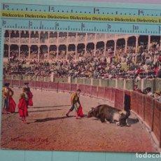 Tauromaquia: POSTAL DE TOROS TAUROMAQUIA. AÑOS 10 30. MUERTE DEL TORO. 1513. 11. 1096. Lote 98510975