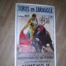 Tauromaquia: CARTELES FESTEJOS TAURINOS. Lote 96508040