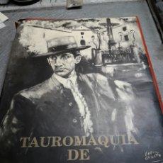 Tauromaquia: TAUROMAQUIA DE MANOLETE TOMO VII - PACO LAGUNA - AÑO 1997. Lote 99161488