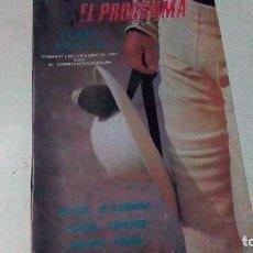 Tauromaquia: PROGRAMA DE LA PLAZA DE TOROS DE MÉXICO, DEL 6 DE SEPTIEMBRE DEL AÑO 1992. Lote 99184731