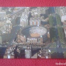 Tauromaquia: POSTAL POST CARD TOROS TOREO TAUROMAQUIA FIESTA BULLFIGHTING VISTA AEREA MONUMENTAL DE BARCELONA VER. Lote 103698099