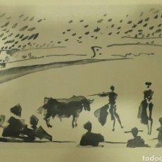 Tauromaquia: PICASSO - TAUROMAQUIA - 1959. Lote 104381899