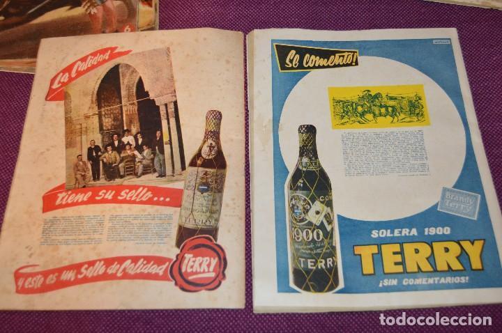 Tauromaquia: Años 50 - 17 REVISTAS TAURINAS - 17 EJEMPLARES DE LA REVISTA EL RUEDO - HAZME UNA OFERTA - VINTAGE - Foto 13 - 106959791