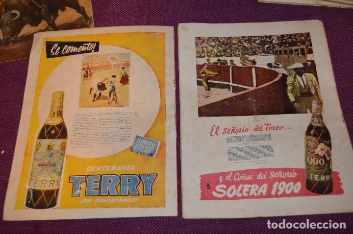 Tauromaquia: Años 50 - 17 REVISTAS TAURINAS - 17 EJEMPLARES DE LA REVISTA EL RUEDO - HAZME UNA OFERTA - VINTAGE - Foto 17 - 106959791