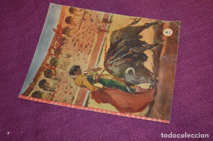 Tauromaquia: Años 50 - 17 REVISTAS TAURINAS - 17 EJEMPLARES DE LA REVISTA EL RUEDO - HAZME UNA OFERTA - VINTAGE - Foto 18 - 106959791