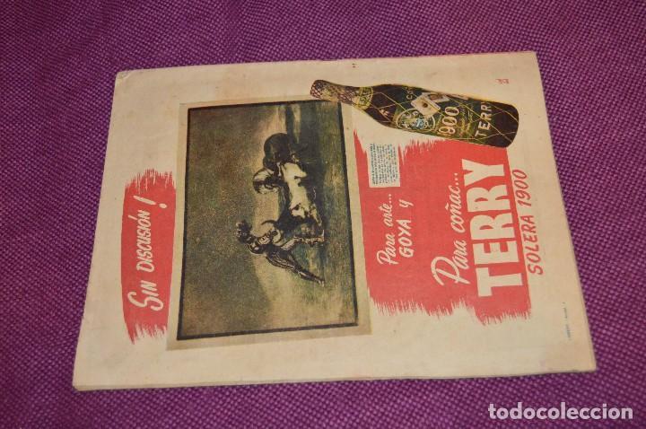 Tauromaquia: Años 50 - 17 REVISTAS TAURINAS - 17 EJEMPLARES DE LA REVISTA EL RUEDO - HAZME UNA OFERTA - VINTAGE - Foto 19 - 106959791