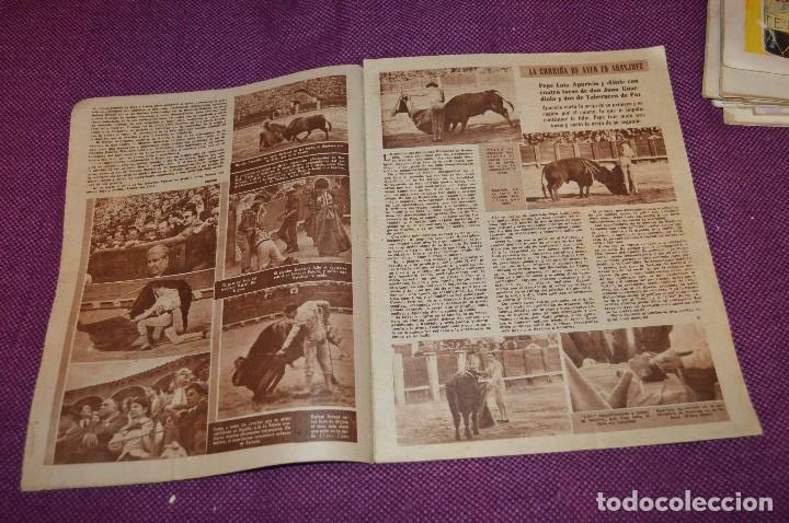 Tauromaquia: Años 50 - 17 REVISTAS TAURINAS - 17 EJEMPLARES DE LA REVISTA EL RUEDO - HAZME UNA OFERTA - VINTAGE - Foto 20 - 106959791