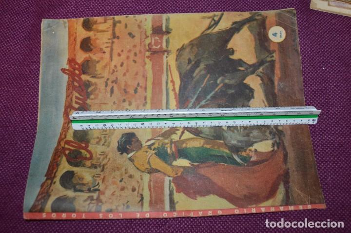 Tauromaquia: Años 50 - 17 REVISTAS TAURINAS - 17 EJEMPLARES DE LA REVISTA EL RUEDO - HAZME UNA OFERTA - VINTAGE - Foto 23 - 106959791