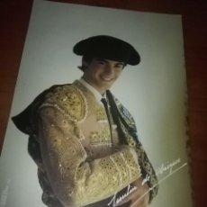 Tauromaquia: FOTO DE TORERO JESULIN DE UBRIQUE. TAUROMAQUIA. Lote 178963701