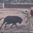 Tauromaquia: POSTAL SUERTE DE BANDERILLAS - TAUROMAQUIA. Lote 110379079