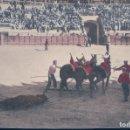 Tauromaquia: POSTAL EL ARRASTRE - TAUROMAQUIA. Lote 110379323