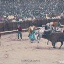 Tauromaquia: POSTAL SUERTE DE VARAS - TAUROMAQUIA. Lote 110379611