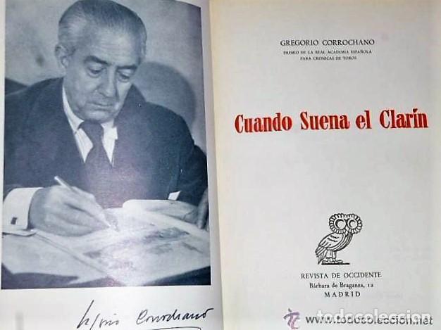 Tauromaquia: CUANDO SUENA EL CLARÍN - Foto 2 - 111548583