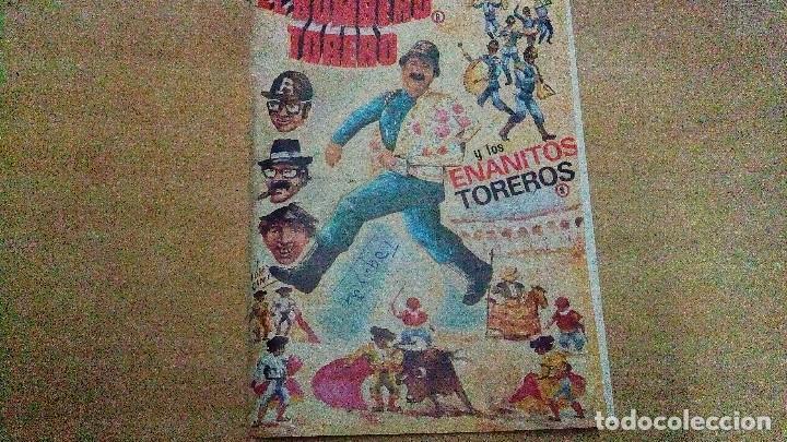 Tauromaquia: Cartel de mano de Sevilla del año 1992 ,mide abierto 31 x 22 cm - Foto 2 - 116219043