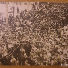 Tauromaquia: POSTAL ENTIERRO DE ALGUN TORERO?. Lote 125070563
