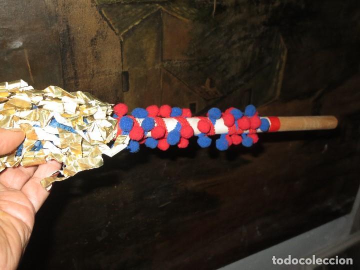 Tauromaquia: antigua banderilla GOYESCA de corrida toros profesionales bie conservada TAUROMAQUIA DE TORERO - Foto 6 - 126670127